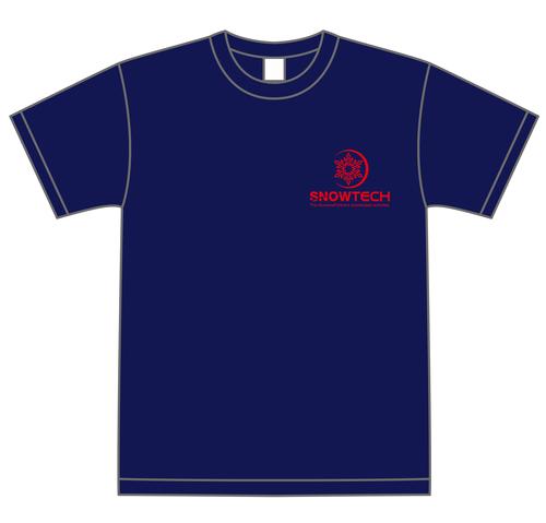 【SALE】SNOWTECH公式Tシャツ2018-19シーズン版