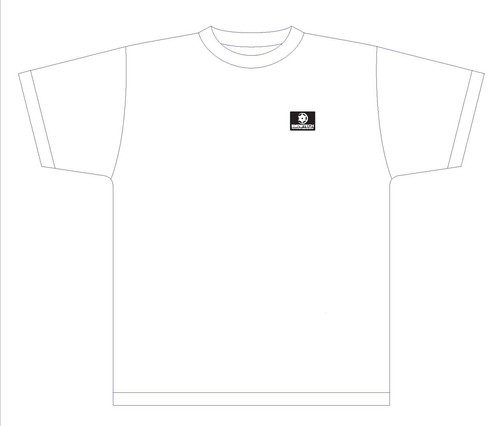 【NEW】SNOWTECH公式Tシャツ(2020年春夏)ホワイト(残り僅か)